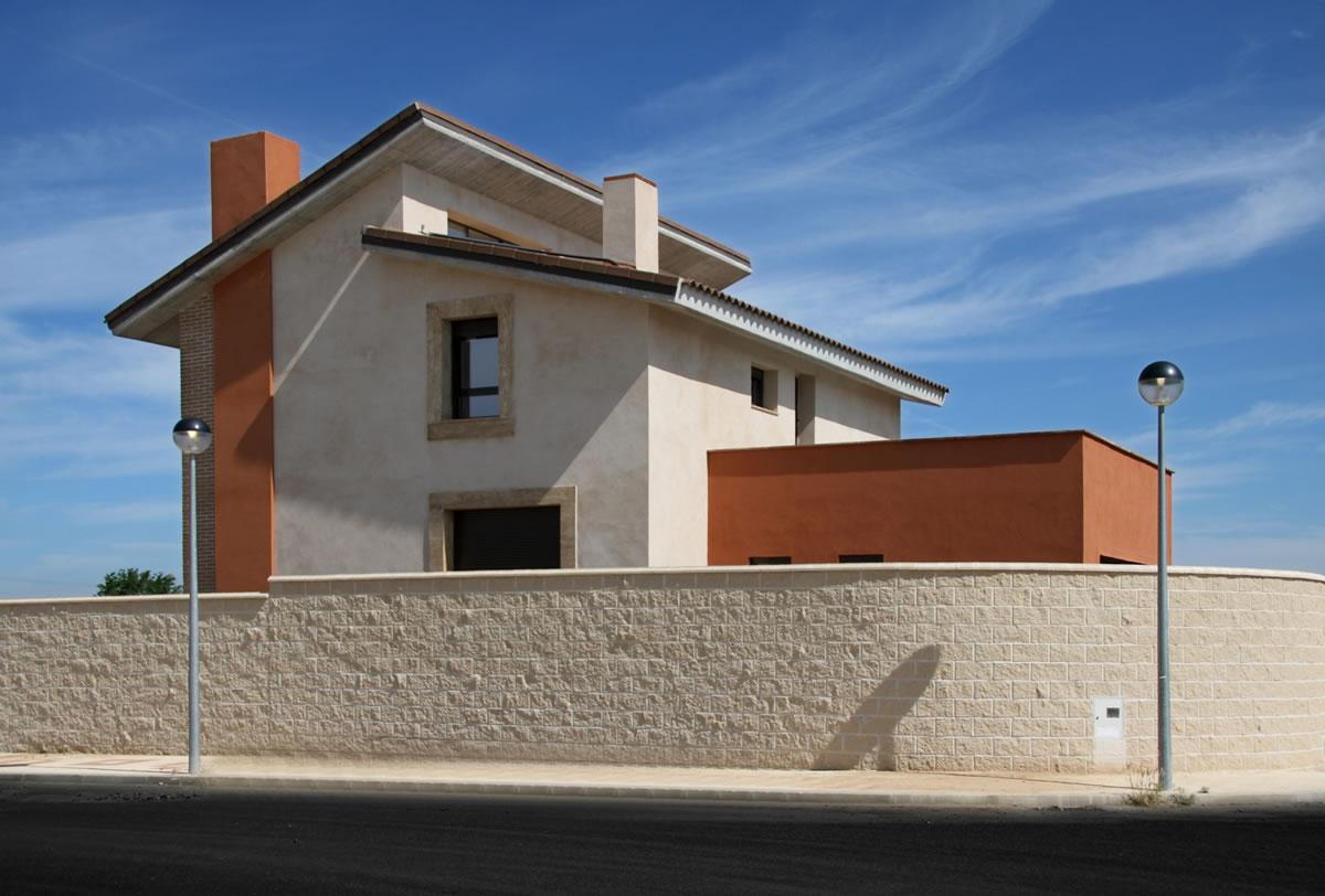 Vivienda cobisa proyectos aurea estudio arquitectura - Estudio arquitectura toledo ...